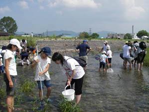 第5回「川に学ぶ」体験活動全国大会in会津に出席して