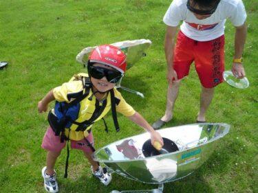 今年も開催!子供の水辺安全講座
