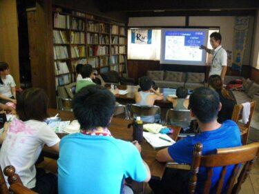 RAC子ども水辺安全講座in日野川流域開催しました!