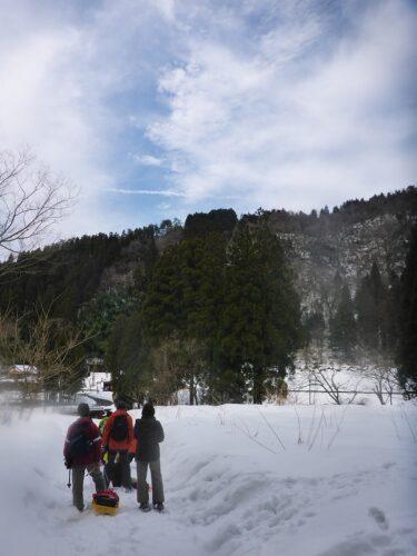 瀬戸の冬 ~森散策ツアー~