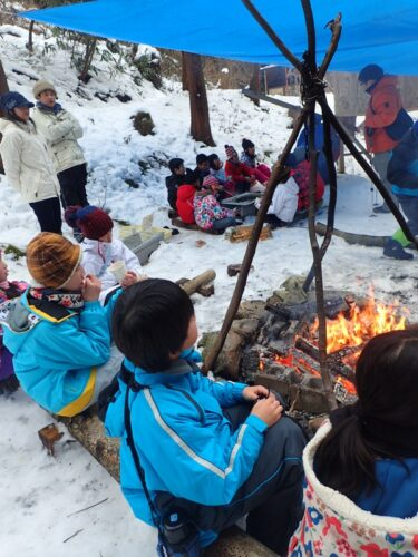冬の山里ポカポカ体験